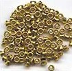 Gold Metallic Round Eyelets Package of 100