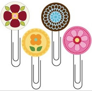 Circle Softies Paper Clips