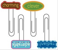 Charming Softies Paper Clips