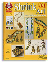 Shrink Art with Rubber Stamps Book