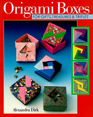 Origami Boxes Book
