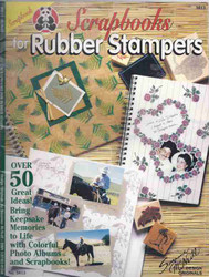 Scrapbooks for Rubber Stampers Book