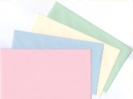 French Pastel Envelopes
