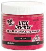 Fuchsia Ultra Thick Embossing Enamel