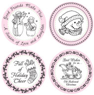 JustRite Old Fashioned Christmas Set
