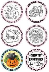 JustRite  Happy Halloween Set