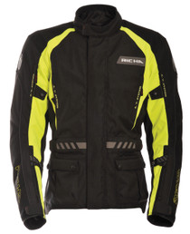 Richa Discovery Jacket - Black / Flou Yellow