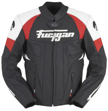 Furygan Shelby Jacket - Black / Red