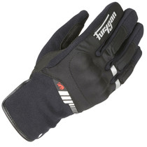 Furygan Jet All Seasons Waterproof Gloves - Black / White