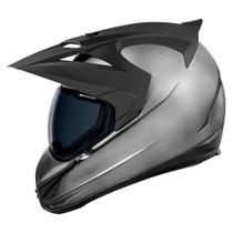 Icon Variant Quicksilver Helmet - Silver