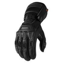 Icon Raiden Alcan Gloves - Black