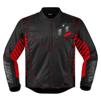Icon Wireform Jacket - Red