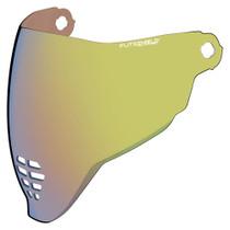 Icon Airflite Fliteshield Visor - RST Gold