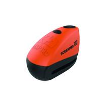 Oxford Screamer XA7 Alarm Disc Lock - Orange