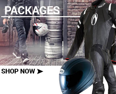 Motorbike clothing Package Deals