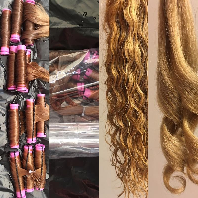 How to perm hair extensions hair flair extensions how to perm hair extensions pmusecretfo Choice Image