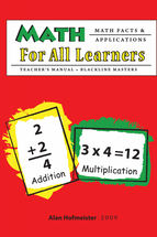 Math For All Learners - Grades 2-7