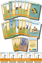 Guided Reading Library Set 2
