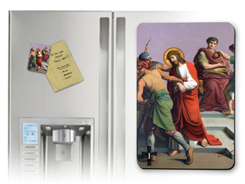 Stations of the Cross (Full Set of 14 Pieces) Magnets