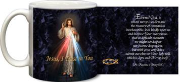 Divine Mercy Mug