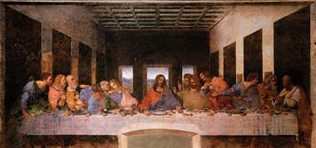 The Last Supper by Da Vinci Mug