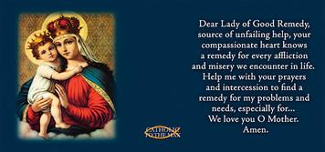 Our Lady of Good Remedy Mug
