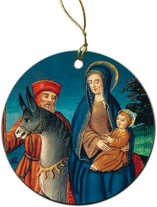 Flight to Egypt Ornament