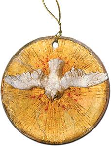 Holy Spirit Dove Ornament