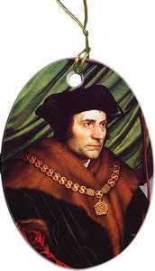 St. Thomas More Ornament
