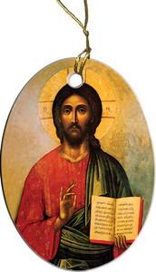 Christ the Teacher II Ornament