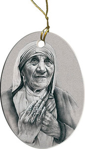 Mother Teresa Ornament