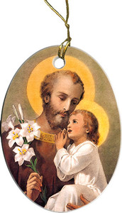 St. Joseph (Younger) Ornament