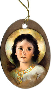 The Christ Child Ornament