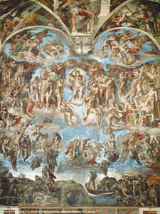Last Judgement Poster