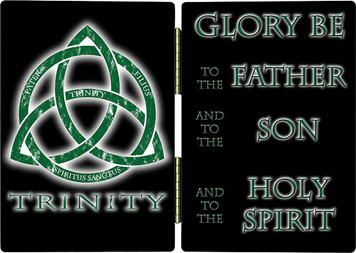 Trinity Glory Be Diptych
