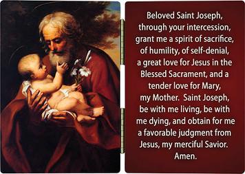 St. Joseph (Older) Diptych