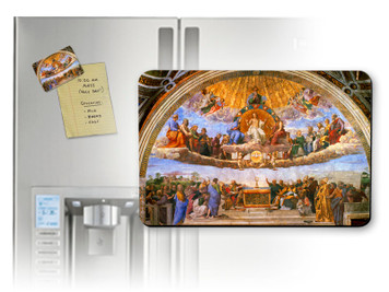 Disputation of the Holy Eucharist Magnet