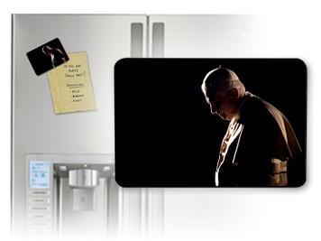 Pope Benedict in Prayer Magnet