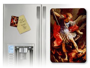 St. Michael the Archangel Magnet