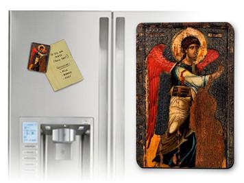 Annunciation Icon (St. Gabriel) Magnet