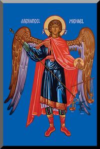St. Michael by Fr. Thomas Loya