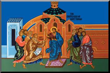 Confession of St. Thomas by Fr. Thomas Loya