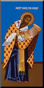 St. Basil the Great by Fr. Thomas Loya