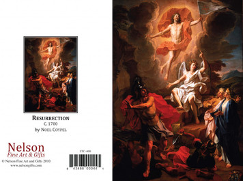 Resurrection Stationary Card