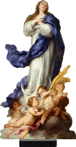 Immaculate Conception Standee