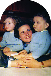 St. Gianna Molla Arched Magnet