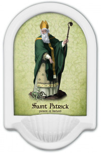 St. Patrick Holy Water Font