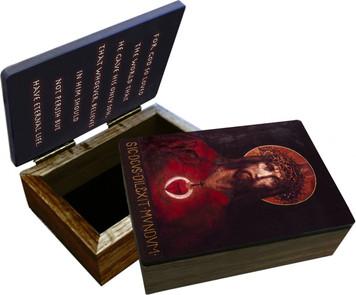 For God So Loved the World Keepsake Box