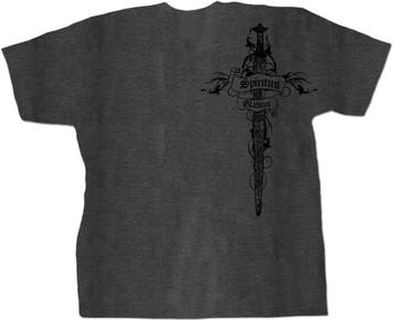 Benedictine Cross T-shirt for Kids