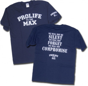 Prolife to the Max Children's T-shirt